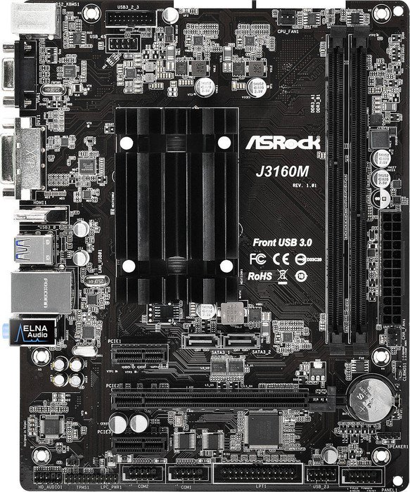 Download Driver: ASRock J3160M Realtek LAN