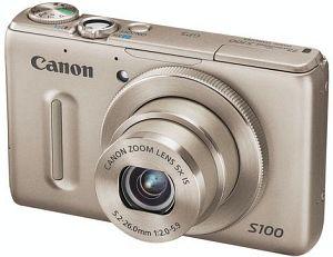 Canon PowerShot S100 silver (5245B010)