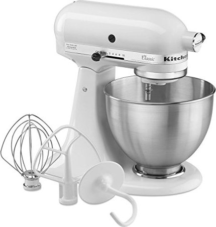 KitchenAid K45SSEWH -- via Amazon Partnerprogramm