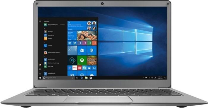 PEAQ Slim S130 grau, Celeron N3350, 4GB RAM, 64GB Flash (PNB S130-CA464AT)