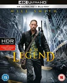 I Am Legend (4K Ultra HD) (UK)