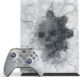 Microsoft Xbox One X - 1TB Gears 5 Limited Edition Bundle grau
