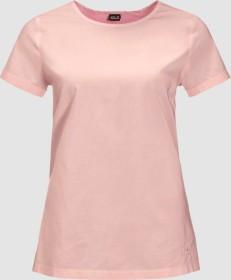 Jack Wolfskin Nata River Shirt kurzarm blush pink stripes (Damen) (1403231-8255)