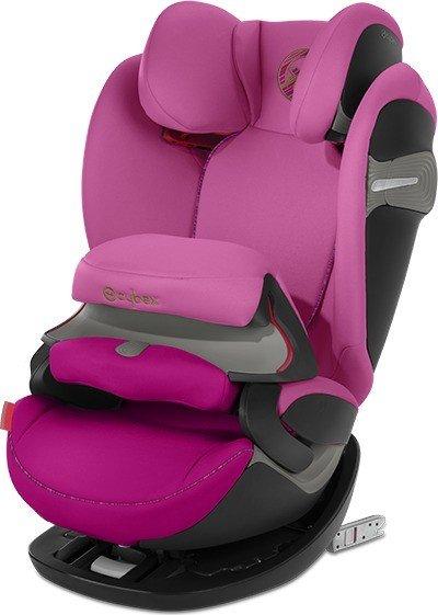Cybex Pallas S-Fix fancy pink 2019 (519001039)