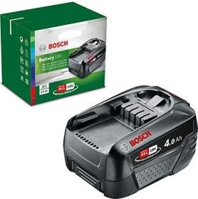 Bosch DIY power tool battery 18V, 4.0Ah, Li-Ion (1600A011T8)