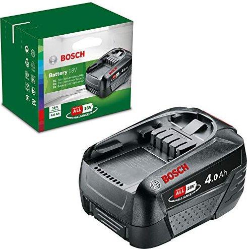 Bosch Werkzeug Akku 18V, 4.0Ah, Li Ionen (1600A011T8) ab € 74,95 (2020) | Preisvergleich Geizhals Österreich