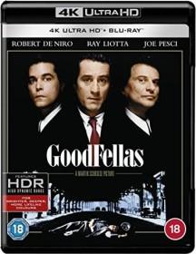 Goodfellas (4K Ultra HD) (UK)