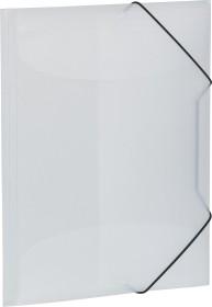 Herma Sammelmappe A4 transparent weiß (19500)