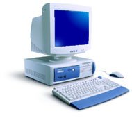 Acer Veriton 5100, Pentium III 733MHz, 128MB RAM (verschiedene Modelle)