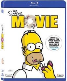 The Simpsons Movie (Blu-ray) (UK)