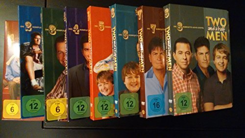 Two And A Half Men Box (Season 1-8) -- via Amazon Partnerprogramm