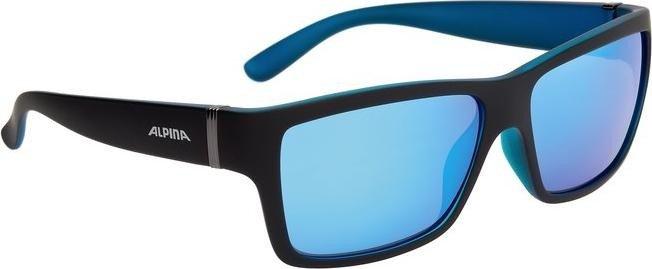 Alpina Kacey black matt blue/Lens: ceramic mirror blue Y1hjOA5