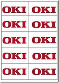 OKI Visitenkarten, 50 Blatt (09002985)