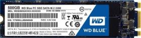 Western Digital WD Blue PC SSD 500GB, M.2 (WDS500G1B0B)