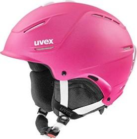 UVEX P1us 2.0 Helm pink met