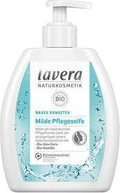 Lavera Basis Sensitiv Milde Pflegeseife Flüssigseife, 250ml