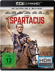 Spartacus (1960) (4K Ultra HD)