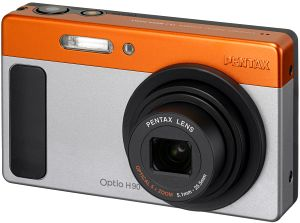 Pentax Optio H90 orange/silver (16487)