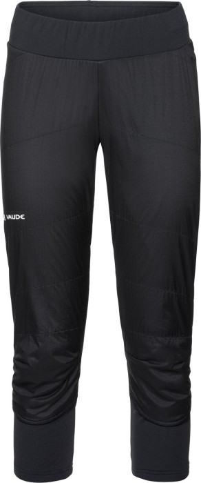 VauDe Back Bowl warm ski pants 7/8 black (ladies) (41267-010)