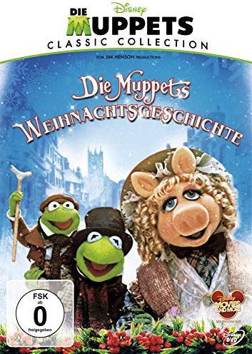 Muppets - Die Weihnachtsgeschichte -- via Amazon Partnerprogramm