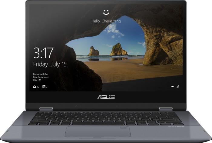 ASUS VivoBook Flip 14 TP412UA-EC207T grey (90NB0J71-M05090)