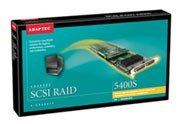Adaptec ASR-5400S, U160 RAID 4-channel, 64bit PCI