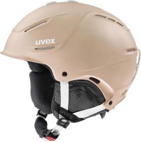 UVEX P1us 2.0 Helm prosecco met mat