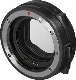 Canon Objektivadapter EF-EOS R mit Drop-In Filter V-ND (3443C005)