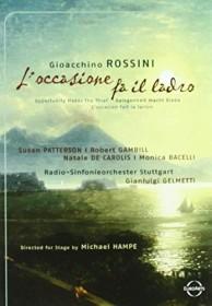 Gioacchino Rossini - L'occasione fa il ladro (DVD)