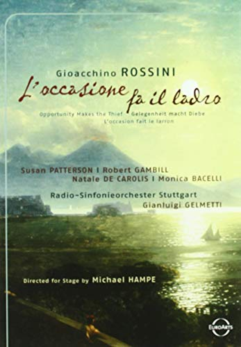 Gioacchino Rossini - L'occasione fa il ladro -- via Amazon Partnerprogramm