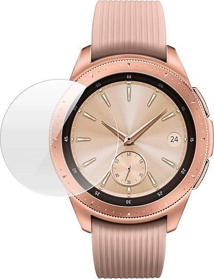 Samsung Core Premium Tempered Glass für Galaxy Watch 42mm (GP-R815KDEEAAA)