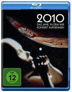 2010 - Das Jahr, in dem wir Kontakt aufnehmen (Blu-ray)