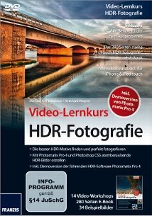 Franzis: Video-Lernkurs HDR-Fotografie (deutsch) (PC/MAC)