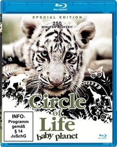 Circle of Life - Baby Planet (Blu-ray)