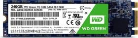 Western Digital WD Green PC SSD 240GB, M.2 (WDS240G1G0B)