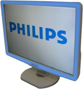 """Philips X-line 220X1SW, 22"""" -- dieses Foto wurde freundlicherweise von einem Nutzer zur Verfügung gestellt"""