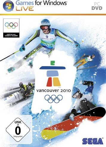Vancouver Winter Olympics 2010 (deutsch) (PC) -- via Amazon Partnerprogramm