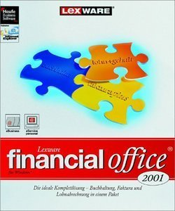 Lexware Financial Office 2001 5.0 (PC) (90.17 3-89814-058-X)