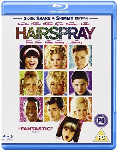 Hairspray (Remake) (Blu-ray) (UK) -- via Amazon Partnerprogramm