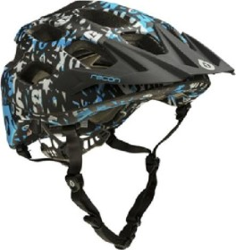SixSixOne Recon Repeater Helm cyan