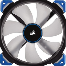 Corsair ML Series ML140 PRO LED Blue Premium Magnetic Levitation Fan, 140mm (CO-9050048-WW)