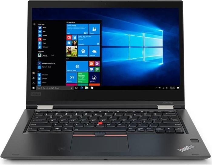 Lenovo ThinkPad Yoga X380 black, Core i5-8250U, 8GB RAM, 512GB SSD, Stylus, LTE (20LH001HGE)