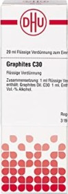 DHU Graphites C30 Dilution, 20ml