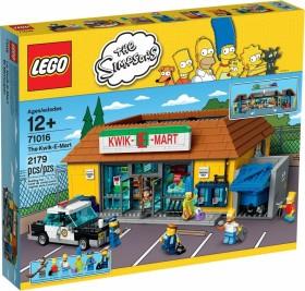 LEGO Die Simpsons - Kwik-E-Mart (71016)