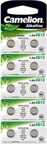 Camelion Alkaline AG13 (LR44/LR1154), 10er-Pack