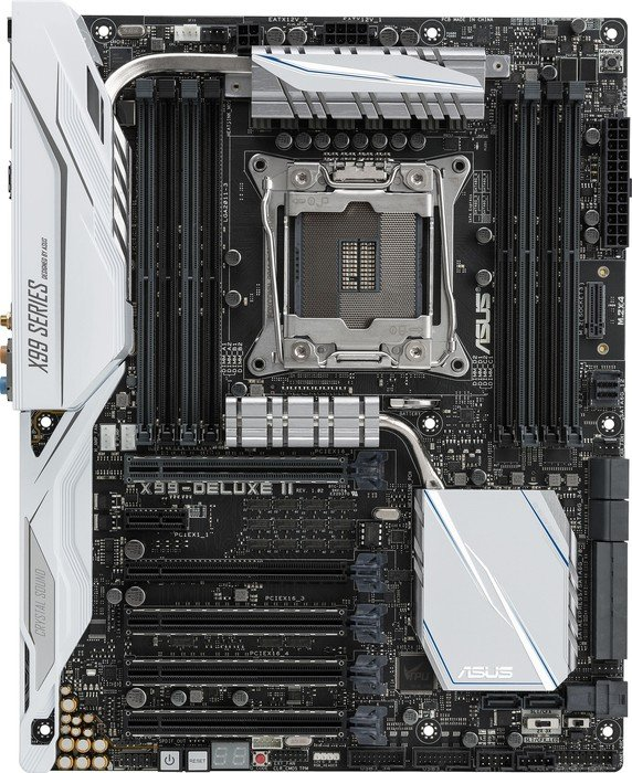 ASUS X99-Deluxe II (90MB0QB0-M0EAY0)