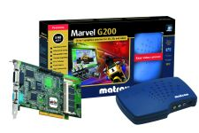 Matrox Marvel G200 8MB AGP