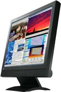 """Eizo FlexScan L565-K, 17"""" 1280x1024, Audio, czarny, analogowy/cyfrowy"""