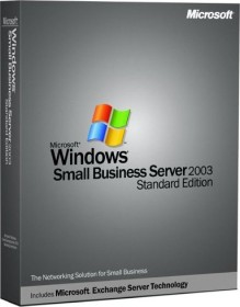 Microsoft Windows Small Business Server 2003 (SBS) Standard incl. 5 User (English) (T72-00020)