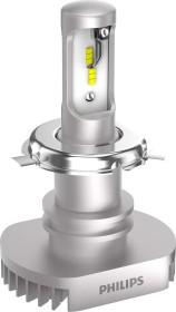Philips Ultinon LED HL ≈H4 15W, 2er-Pack (11342ULWX2)